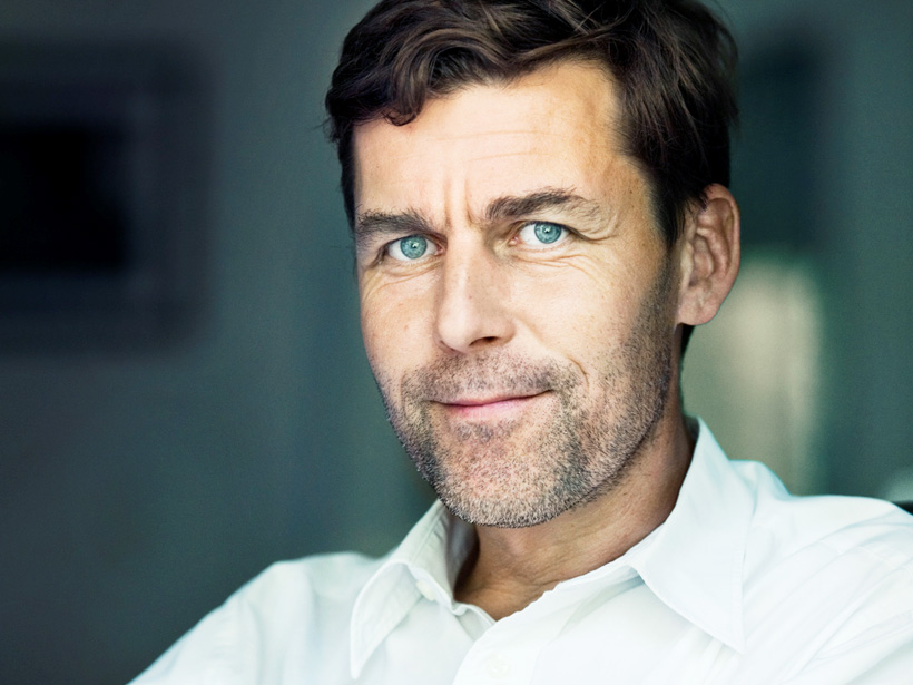 Peter Stamm Porträt