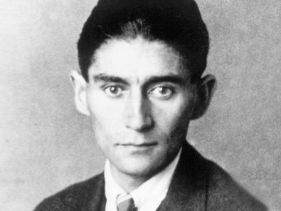Franz Kafka Porträt