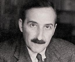 Stefan Zweig Porträt