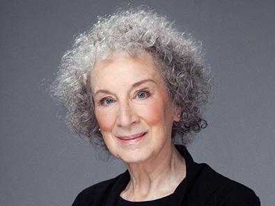 Margaret Atwood Porträt