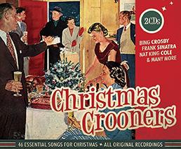 Christmas Crooners 2CDs