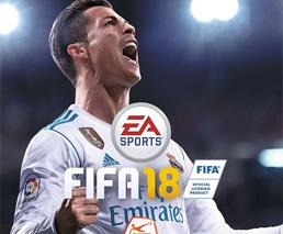 FIFA18 Christiano Ronaldo