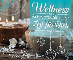Wellness Adventskalender Zeit für Dich