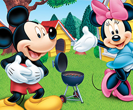 Micky, Minnie & Friends