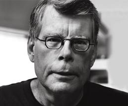 Stephen King Porträt
