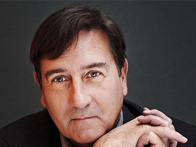 Alain Claude Sulzer Porträt