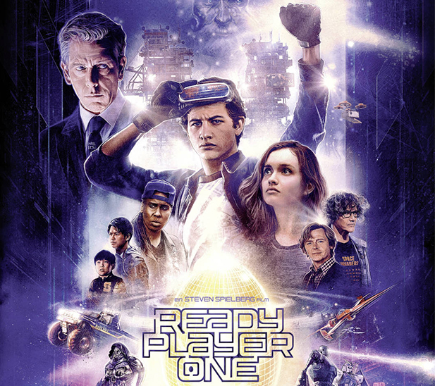 Wade Watt in «Ready Player One»
