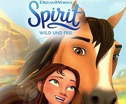 Spirit wild und frei