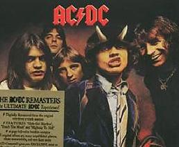 AC/DC Albumcover