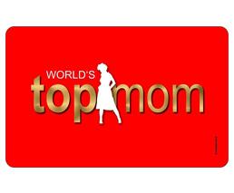 100% Worlds Best Mom