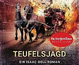 Isaac Bell Buchreihe