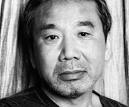 Haruki Murakami Porträt