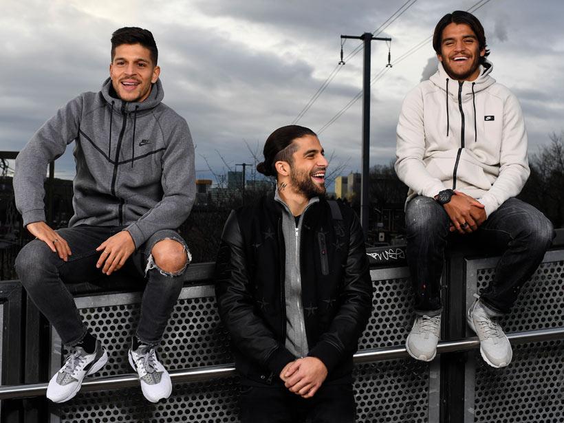 Roberto, Ricardo & Francisco Rodriguez