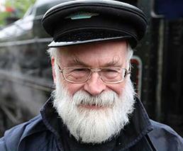Terry Pratchett Porträt