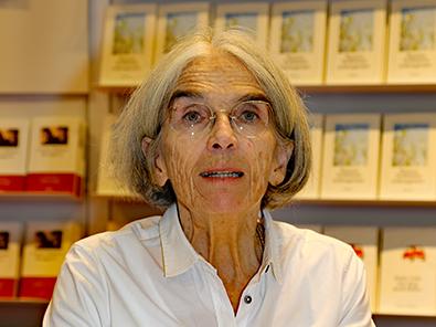 Donna Leon Porträt