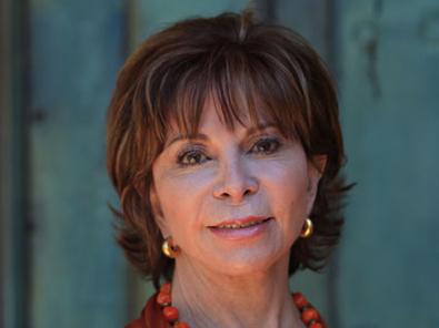 Isabel Allende Porträt