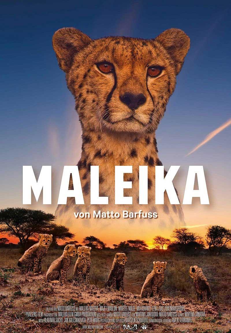 Maleika Filmplakat