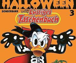 Halloween - Lustiges Taschenbuch