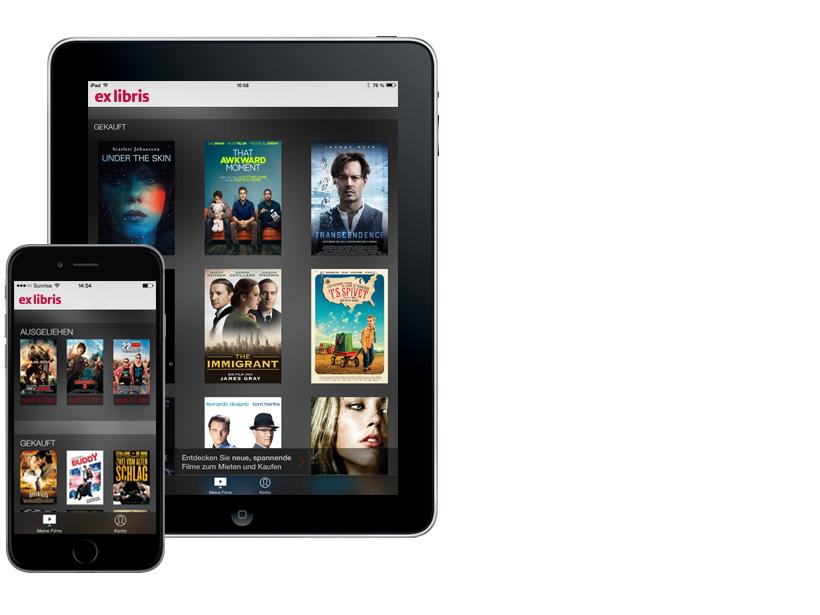 Ex Libris Player für iOS