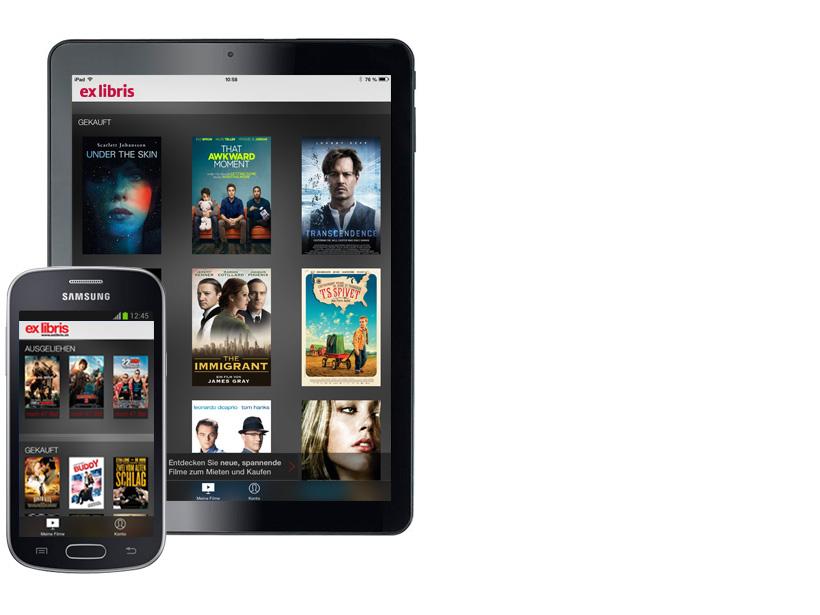 Ex Libris Player für Android