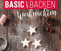 Basic Backen Weihnachten