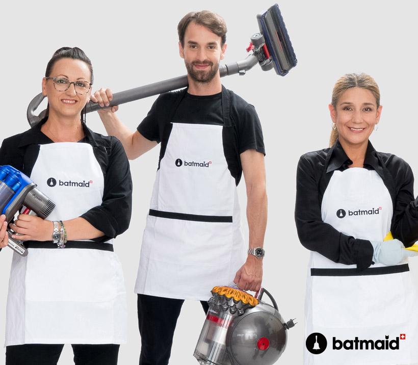 Putztruppe batmaid.ch