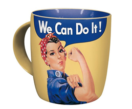 Tasse «we can do it»