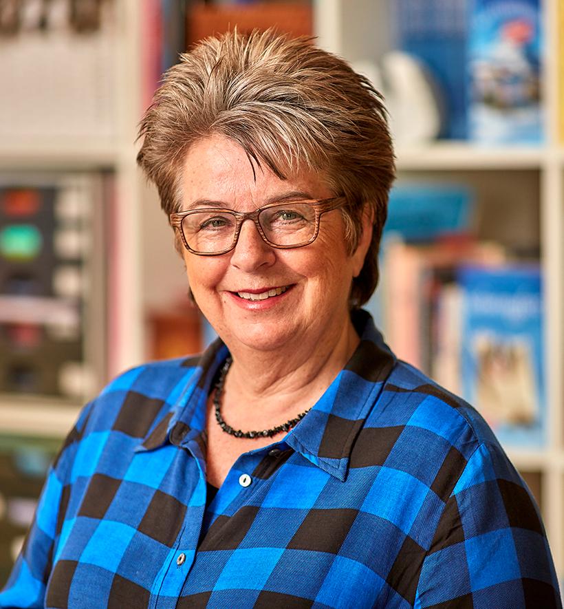 Die Schweizer Bestsellerautorin Blanca Imboden