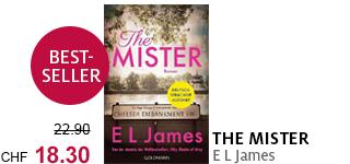 E L James neuer Roman «The Mister» portofrei bestellen