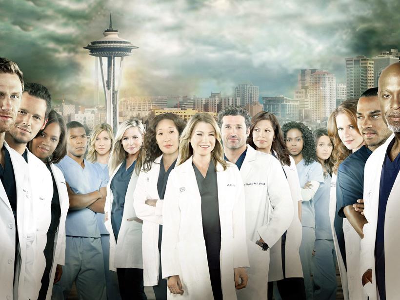 Greys Anatomy - Die Serie auf DVD