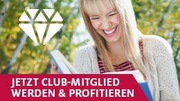 Club-Welt jetzt Mitglied werden