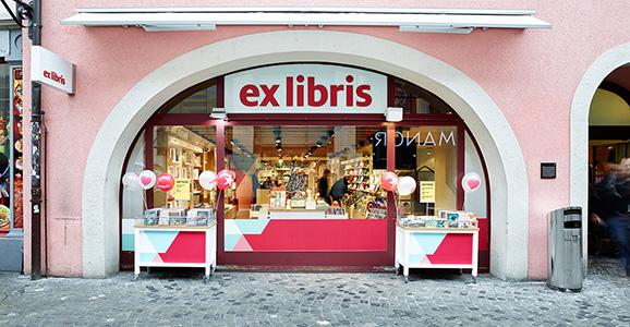 Die neue Ex Libris in Aarau
