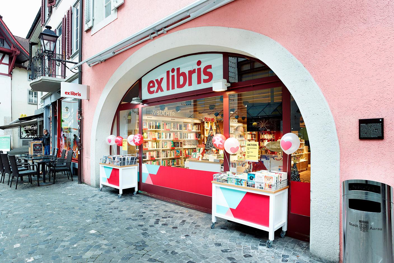 Aussenansicht Filiale Aarau