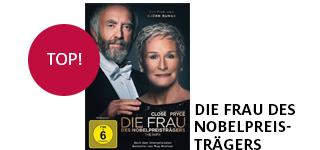 «Die Frau des Nobelpreisträgers» portofrei bestellen.