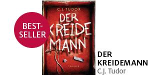 C.J. Tudors neuer Thriller «Der Kreidemann» portofrei bestellen.
