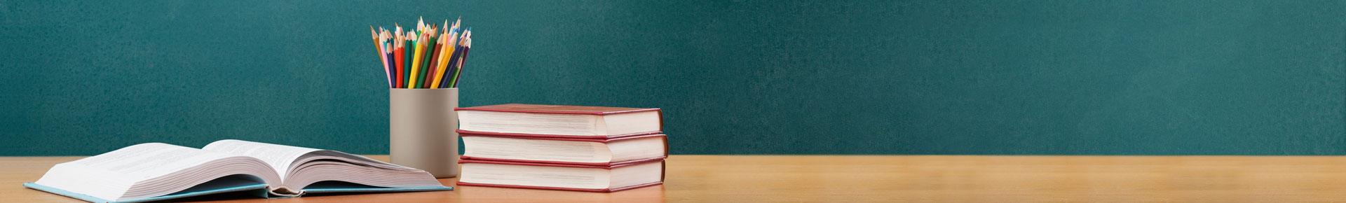 Bücher und mehr fürs neue Schuljahr