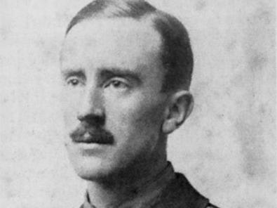 J. R. R. Tolkien Porträt