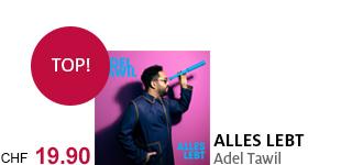 Adel Tawils neues Album «Alles lebt» jetzt portofrei bestellen.