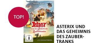 «Asterix und das Geheimnis des Zaubertranks» portofrei bestellen.
