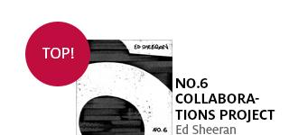 Ed Sheerans neues Album «No. 6 Collaborations» jetzt portofrei bestellen.