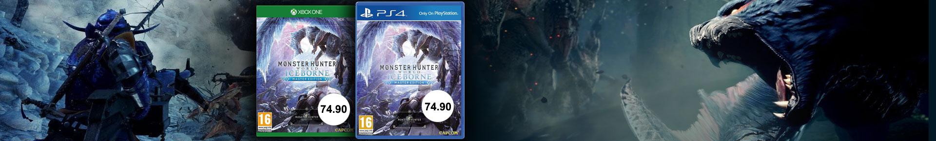 Monster Hunter: World – Iceborn