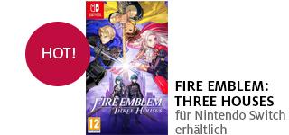 «Fire Emblem: Three Houses» jetzt portofrei für Nintendo Switch bestellen.