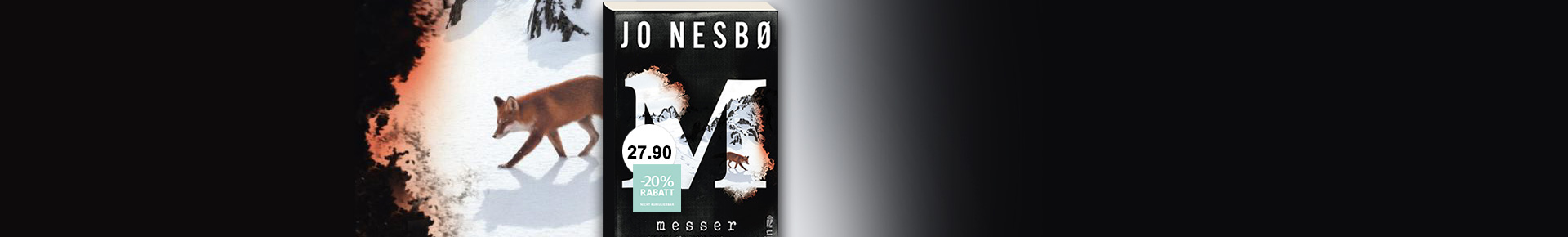 Messer - Jo Nesbø