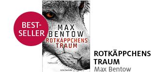 Max Bentows neuer Thriller «Rotkäppchens Traum» portofrei bestellen.