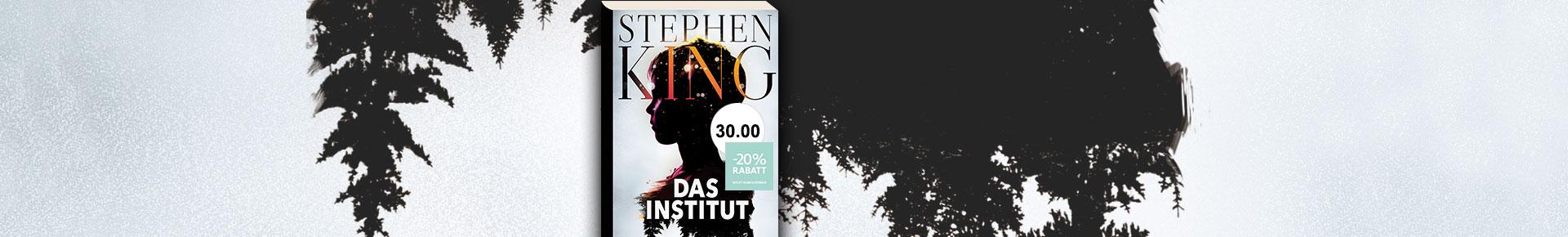 Das Institut- Stephen King