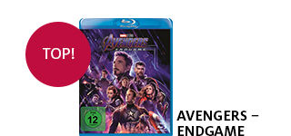 Das Sience-Fiction-Highlight «Avengers-Endgame» portofrei bestellen.