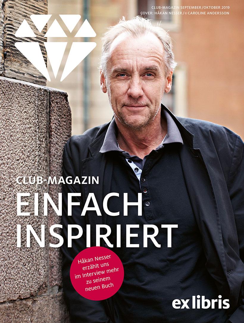 Ex Libris Club-Magazin September/Oktober 2019