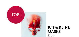 «Ich & keine Maske» – das neue Album von Sido jetzt portofrei bestellen.