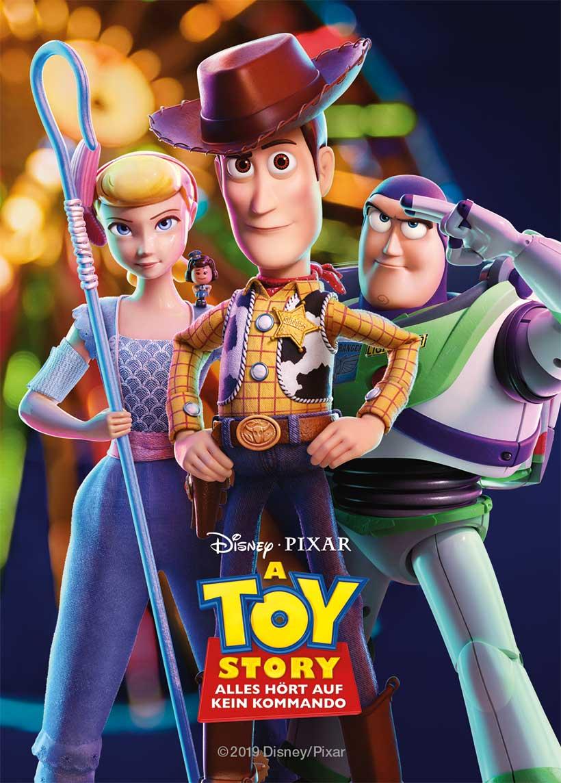 A Toy Story Filmplakat