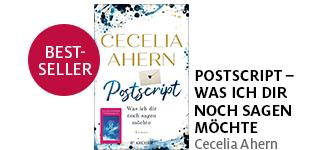 Cecelia Aherns neues Buch «Postscriptum - Was ich dir noch sagen möchte» portofrei bestellen.